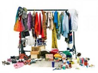 Sbírka ošacení a předmětů