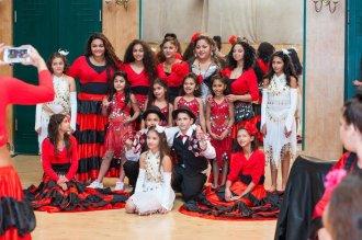 Romský taneční mini - festival