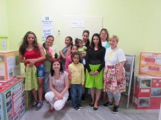 Klub pro maminky předškoláků