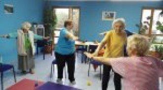 Jóga pro seniory s Irenou Kubicovou