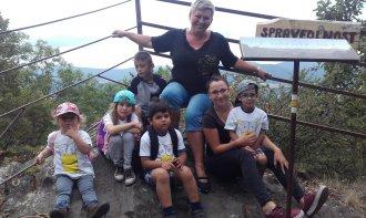 Prázdninové výlety Klubu Včelka po Šluknovském výběžku