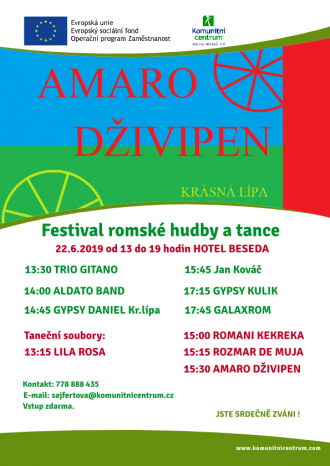 Festival romské hudby a tance