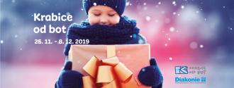 Sbírka Krabice od bot 2019: Když děti darují dětem