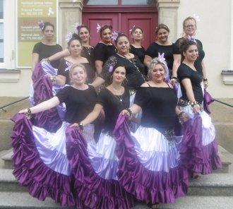 Taneční soubor Amari Dživipen