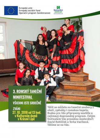 3. Romský taneční minifestival