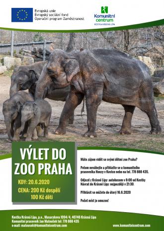 Výlet do Zoo Praha